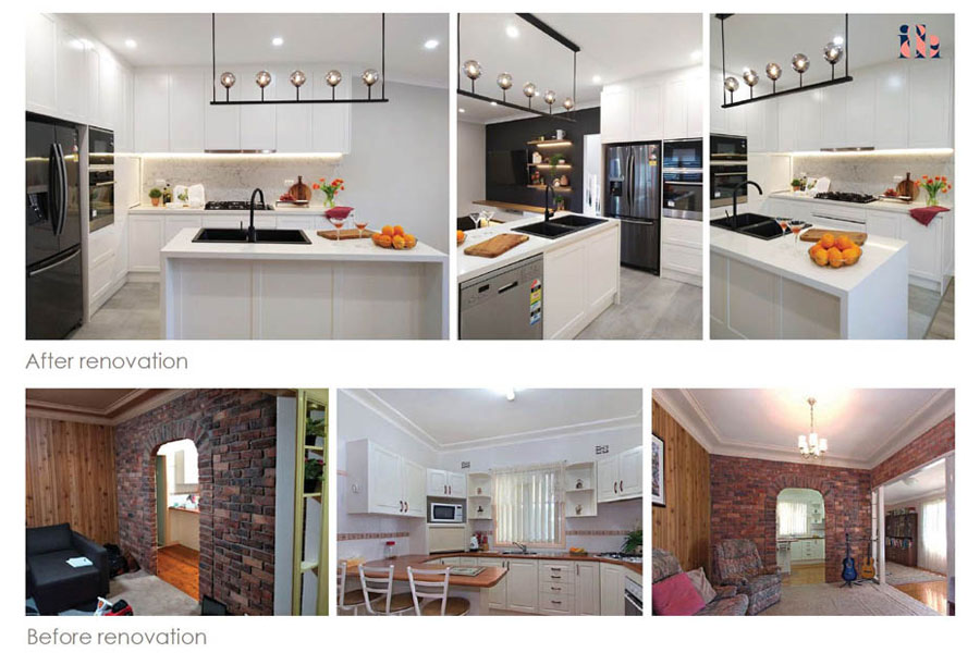 Home Renovations Gallery